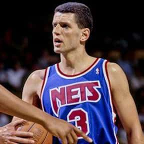 Dražen Petrović is listed (or ranked) 7 on the list The Best White Players in NBA History