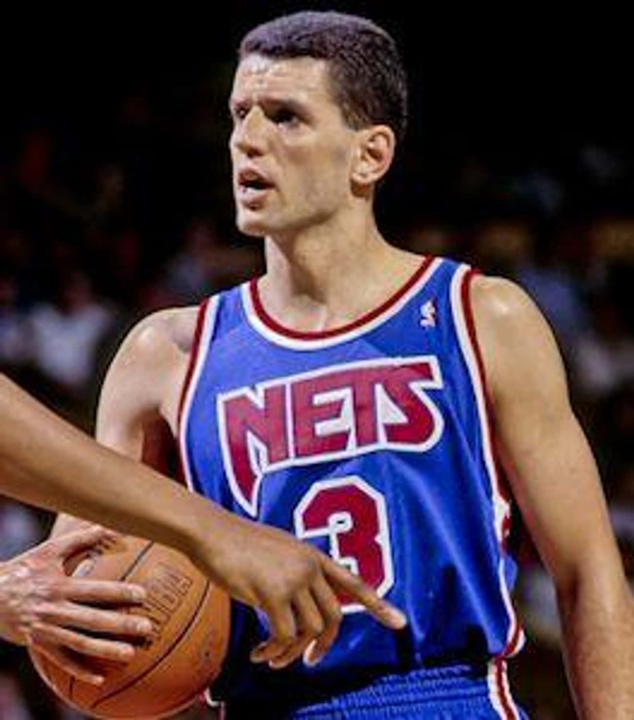 Dražen Petrović is listed (or ranked) 1 on the list The Best Brooklyn Nets To Have Their Numbers Retired