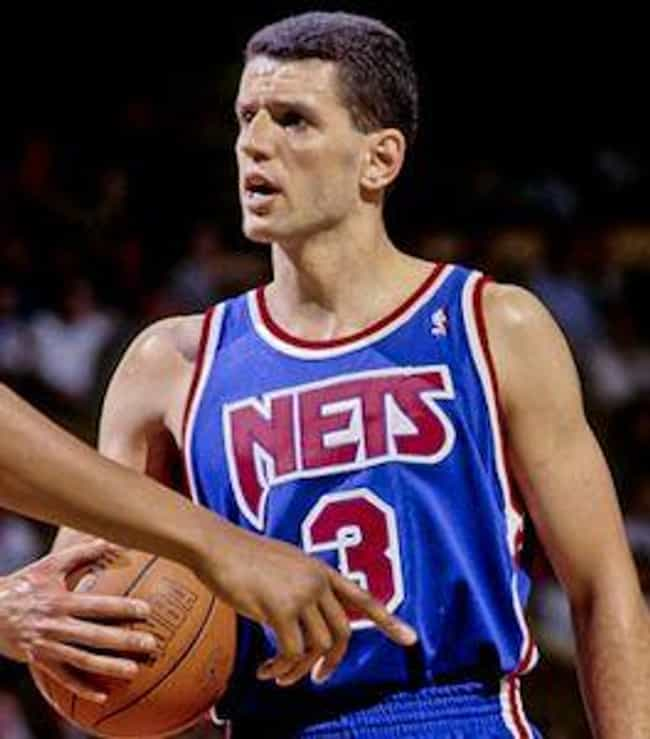Dražen Petrović is listed (or ranked) 3 on the list The Best Brooklyn Nets To Have Their Numbers Retired