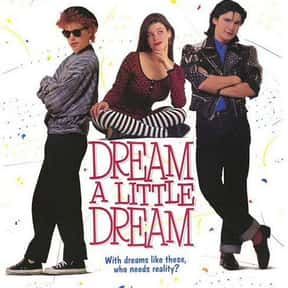 Dream a Little Dream is listed (or ranked) 12 on the list 20+ Great Movies Where Characters Swap Ages or Bodies