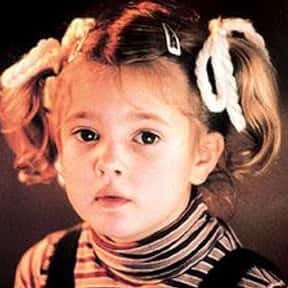 Drew Barrymore is listed (or ranked) 1 on the list The Greatest Child Stars Who Are Still Acting
