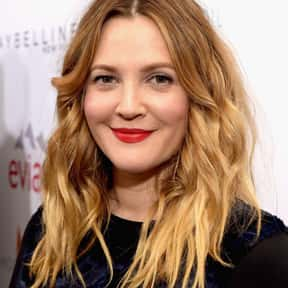 Drew Barrymore is listed (or ranked) 18 on the list List of Famous Models