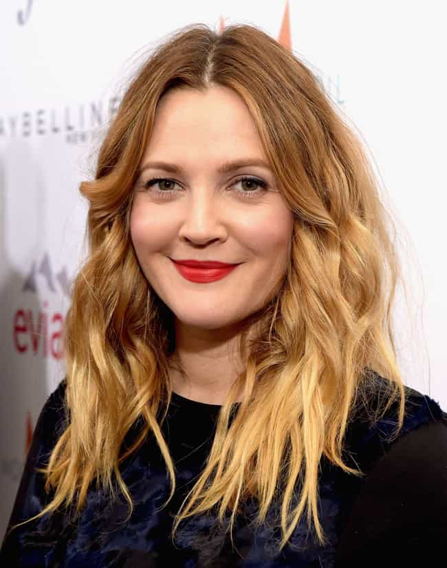 Drew Barrymore is listed (or ranked) 4 on the list Women Who Brandon Davis Has Dated