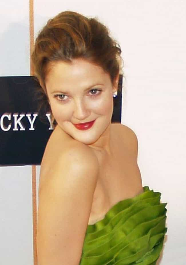 Drew Barrymore is listed (or ranked) 2 on the list Celebrities Who Have Had Breast Reduction Surgery