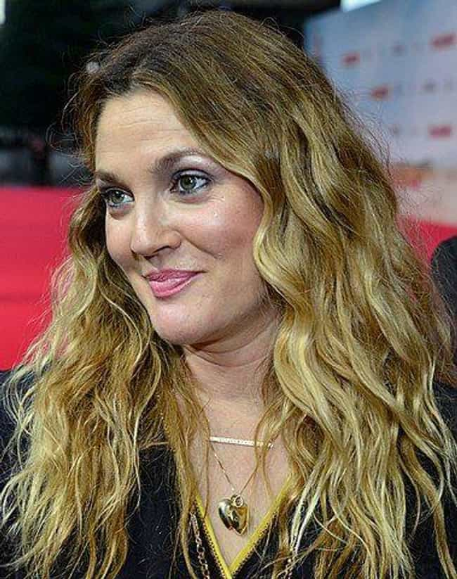 Drew Barrymore is listed (or ranked) 2 on the list Celebrities Who Shop at Thrift Stores