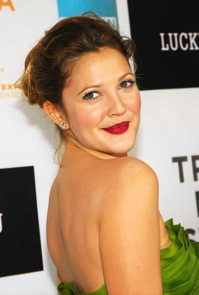Drew Barrymore is listed (or ranked) 4 on the list Famous Children of Alcoholics