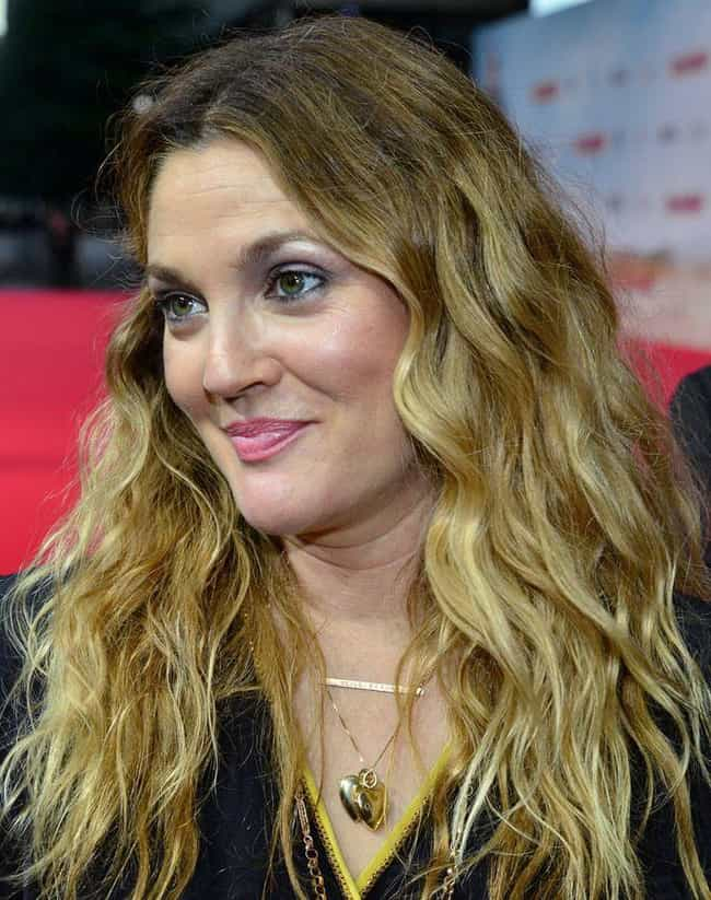 Drew Barrymore is listed (or ranked) 1 on the list 18 Celebrities Who Married as Teenagers