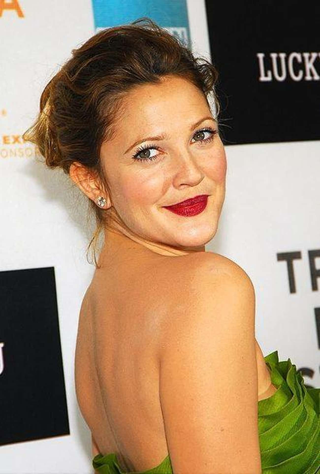 Drew Barrymore is listed (or ranked) 2 on the list Celebrities Who Went to Betty Ford Clinic Rehab