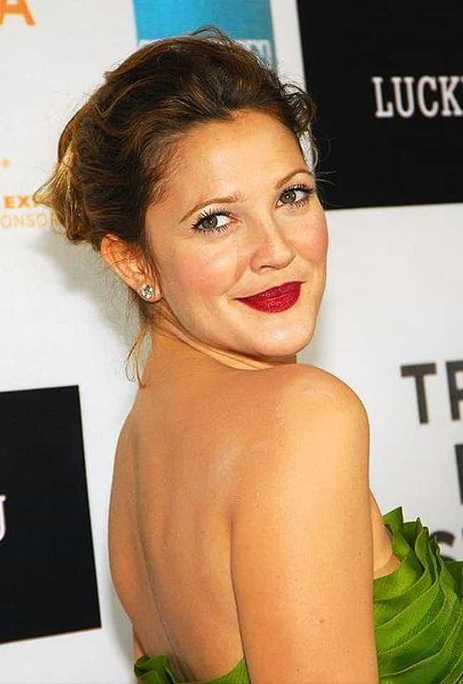 Drew Barrymore is listed (or ranked) 2 on the list 20 Celebrities Who Went to Betty Ford Clinic Rehab
