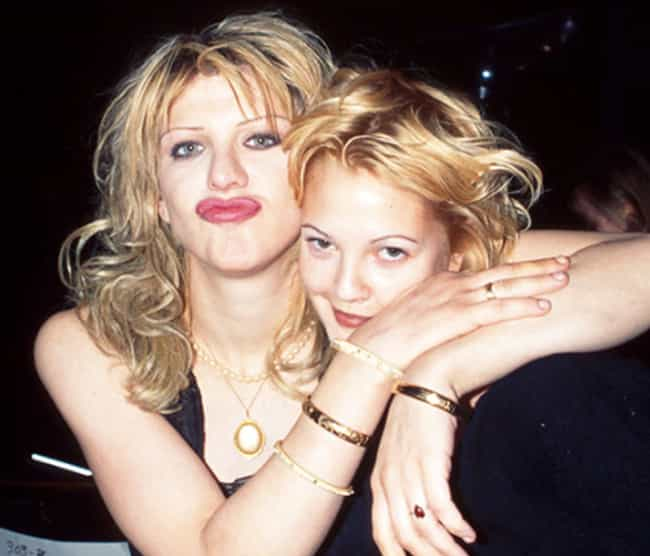 Drew Barrymore is listed (or ranked) 4 on the list Celebrities Who Are Godparents for Their Famous Friends