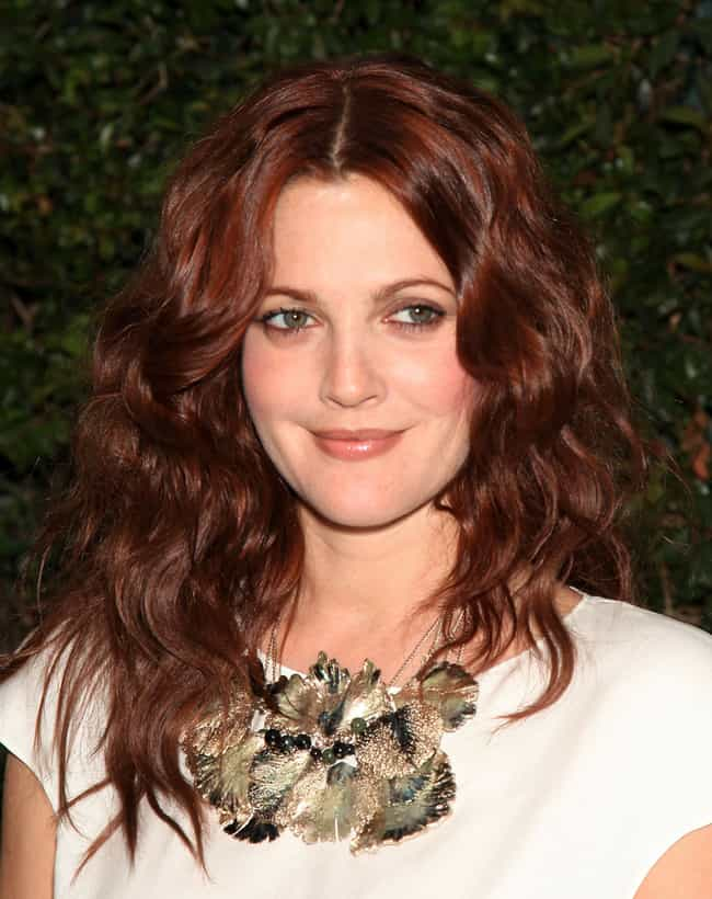 Drew Barrymore is listed (or ranked) 4 on the list Celebrities Who Were Abused