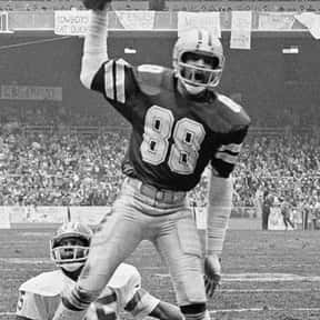 Drew Pearson is listed (or ranked) 11 on the list The Best Dallas Cowboys Of All Time