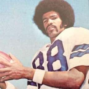 Drew Pearson is listed (or ranked) 2 on the list The Best Dallas Cowboys Wide Receivers of All Time
