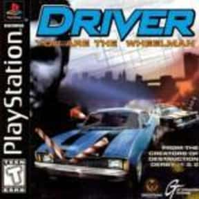 Driver is listed (or ranked) 6 on the list The Best PlayStation Racing Games