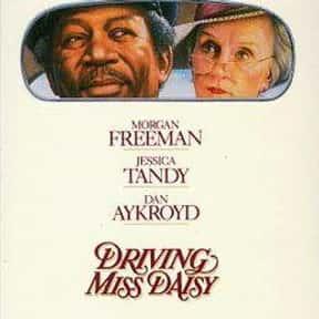 Driving Miss Daisy is listed (or ranked) 5 on the list The Best Morgan Freeman Movies