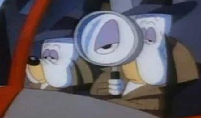 Droopy, Master Detective is listed (or ranked) 2 on the list 13 Awesome Fox Kids Shows You Totally Forgot You Used to Watch