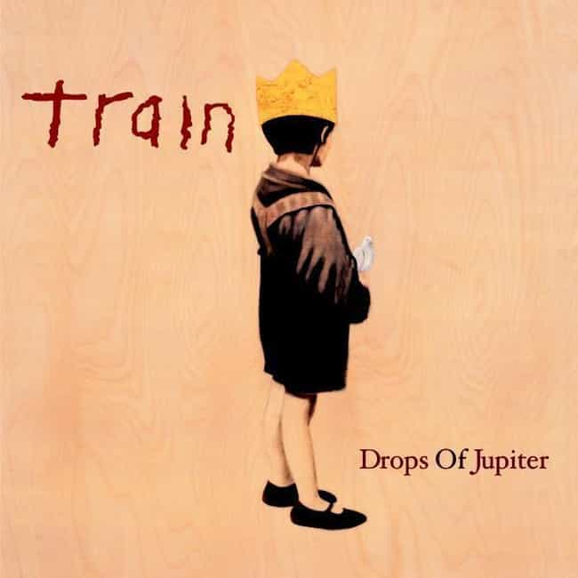 Drops of Jupiter is listed (or ranked) 4 on the list The Best Train Albums, Ranked