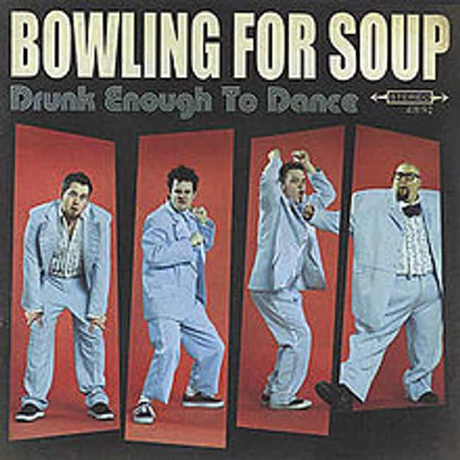 Drunk Enough to Dance is listed (or ranked) 2 on the list The Best Bowling For Soup Albums of All Time