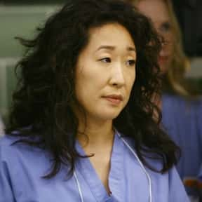 Cristina Yang is listed (or ranked) 18 on the list The Greatest Female TV Role Models