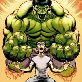 Dr. David Bruce Banner is listed (or ranked) 6 on the list The Greatest Scientist TV Characters
