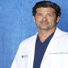 Dr. Derek Shepherd is listed (or ranked) 9 on the list The Greatest TV Character Losses of All Time