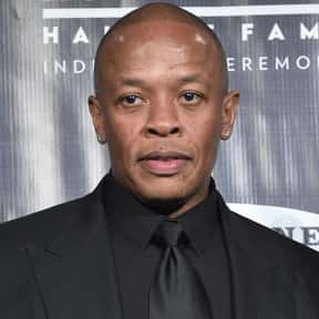 Dr. Dre is listed (or ranked) 15 on the list List of Famous Disc Jockeys