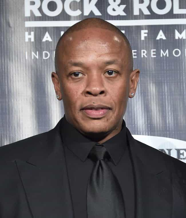 Dr. Dre is listed (or ranked) 4 on the list Wealthiest Rapper CEOs and Entrepreneurs