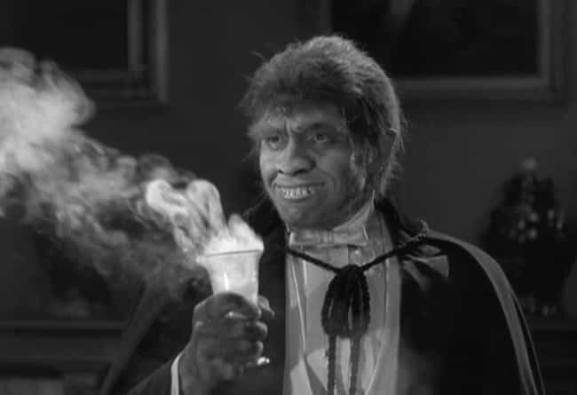 Dr. Jekyll and Mr. Hyde ... is listed (or ranked) 9 on the list The Most Disturbing And Downright Weird Moments From Classic Horror Movies That Rival Modern Films