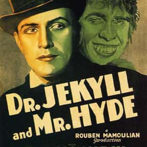 Dr. Jekyll and Mr. Hyde is listed (or ranked) 14 on the list The Best Movies About Split Personalities