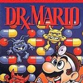 Dr. Mario is listed (or ranked) 2 on the list The Best NES Puzzle Games