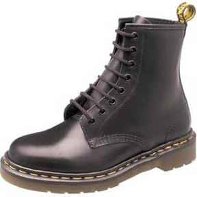 Dr. Martens is listed (or ranked) 2 on the list The Best Boot Brands for Your Stylish, Hard-Working Feet