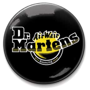 Dr. Martens is listed (or ranked) 6 on the list Clothing Brands That Last Forever