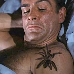 Dr. No is listed (or ranked) 7 on the list Movies That Have Spiders In Them