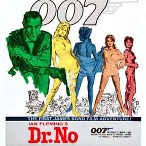 Dr. No is listed (or ranked) 15 on the list The Best Movies of the '60s