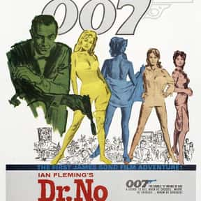 Dr. No is listed (or ranked) 22 on the list Great Movies Set on the Beach