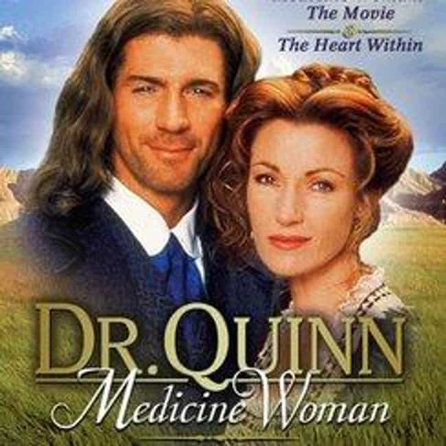 Dr. Quinn, Medicine Woman is listed (or ranked) 4 on the list The Best 1990s Medical TV Shows