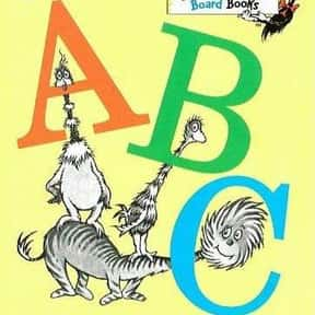 Dr. Seuss's ABC is listed (or ranked) 16 on the list The Best Dr. Seuss Books