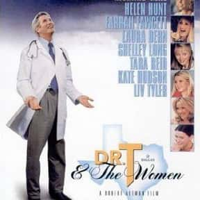 Dr. T & the Women is listed (or ranked) 19 on the list The Best Liv Tyler Movies