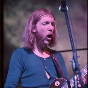 Duane Allman is listed (or ranked) 14 on the list Famous People From Tennessee