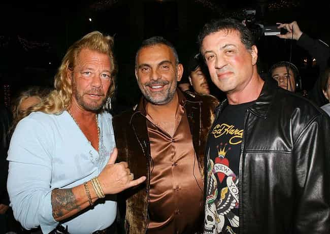 Duane Lee Chapman is listed (or ranked) 4 on the list Pictures From The Peak Of Ed Hardy