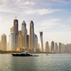 Dubai is listed (or ranked) 10 on the list Where Should the Next Grand Theft Auto Game Take Place?
