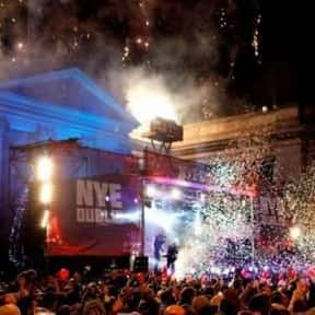Dublin is listed (or ranked) 15 on the list The Best Cities to Party in for New Years Eve