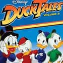 DuckTales is listed (or ranked) 3 on the list The Best Saturday Morning Cartoons for Mid-'80s — '90s Kids