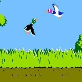 Duck Hunt is listed (or ranked) 10 on the list The Best Classic Nintendo Arcade Games