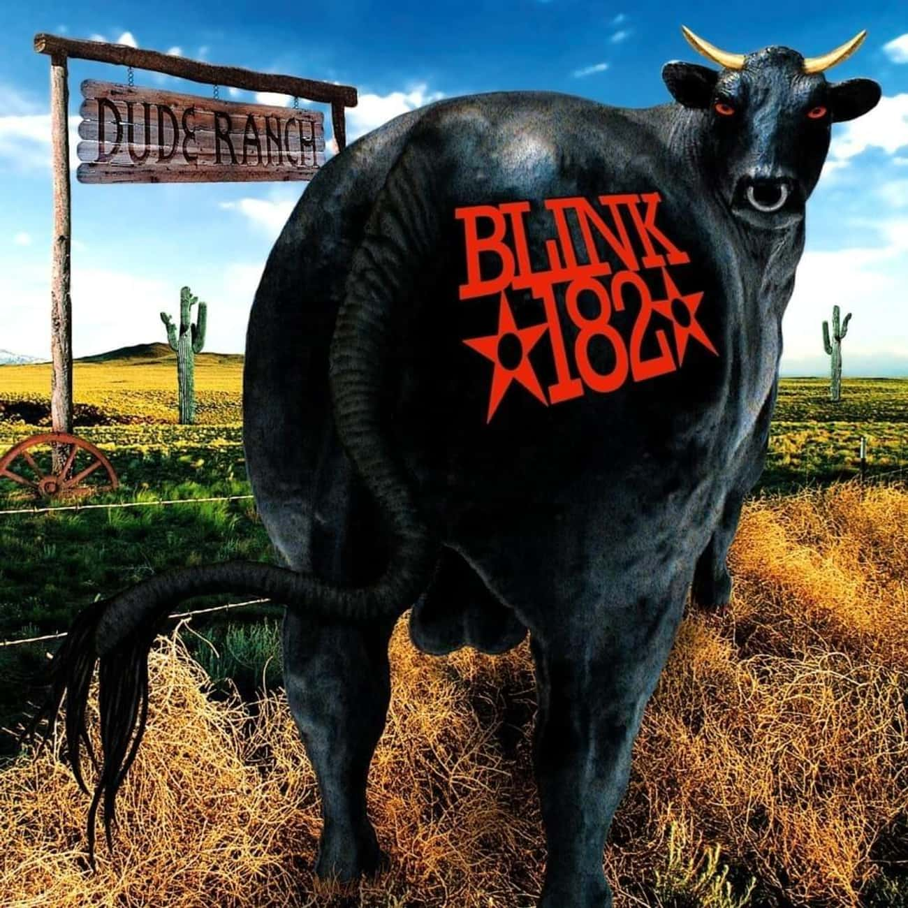 Dude Ranch is listed (or ranked) 4 on the list The Best Blink-182 Albums of All-Time