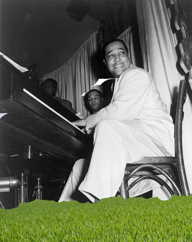 Duke Ellington is listed (or ranked) 3 on the list 24 Extremely Peculiar Personal Quirks that Historic Musicians Had