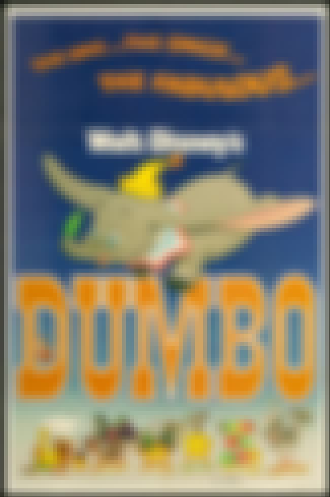 Dumbo is listed (or ranked) 2 on the list Seven Racist Disney Cartoons