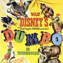 Dumbo is listed (or ranked) 15 on the list The Greatest Animal Movies Ever Made