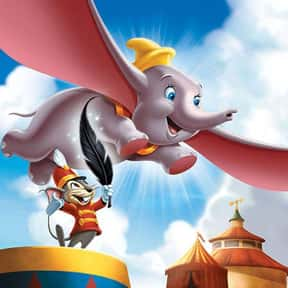 Dumbo is listed (or ranked) 16 on the list The Best Disney Movies About Family