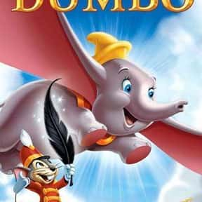 Dumbo is listed (or ranked) 10 on the list The Best Classic Kids Movies That Are Kind of Dark